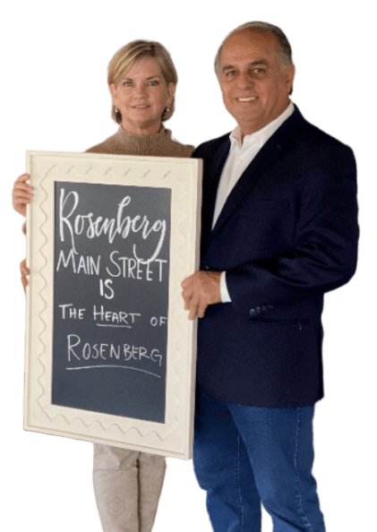 Owners and Co-Founders, Robert & Cheryl Duran