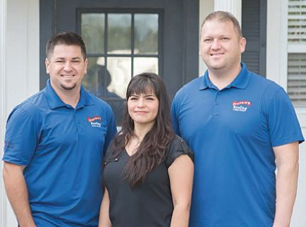 The Duran's Roofing & Remodeling Team
