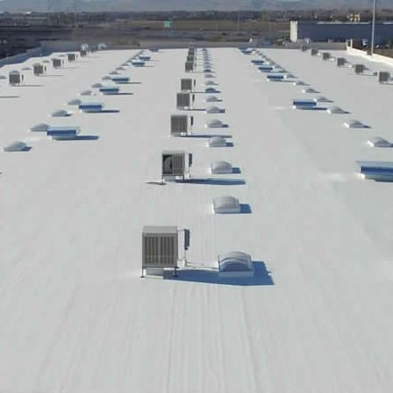 flat commercial roofing specialists
